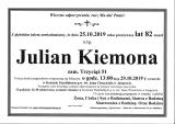 Julian Kiemona