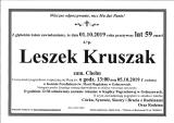 Leszek Kruszak