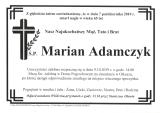 Marian Adamczyk