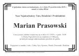 Marian Prasowski