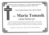 Maria Tomasik