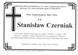 Stanisław Czerniak
