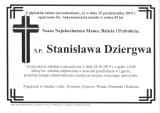 Stanisława Dziergwa