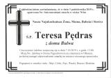 Teresa Pędras