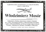 Włodzimierz Mosór
