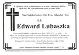 Edward Lubaszka