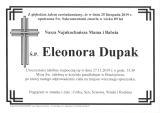 Eleonora Dupak