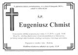 Eugeniusz Chmist