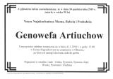 Genowefa Artiuchow