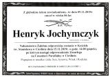 Henryk Jochymczyk