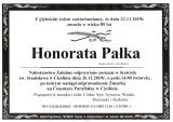 Honorata Pałka