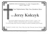 Jerzy Kolczyk