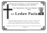 Lesław Pacia
