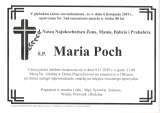 Maria Poch