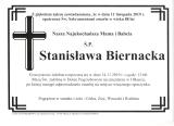 Stanisława Biernacka