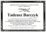 Tadeusz Barczyk