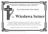 Wiesława Setner