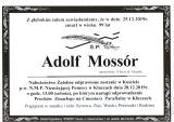 Adolf Mossór