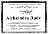 Aleksandra Rudy