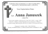 Anna Januszek