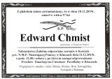 Edward Chmist