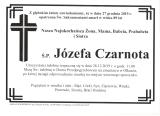 Józefa Czarnota