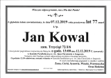 Jan Kowal
