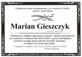 Marian Gieszczyk