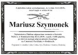 Mariusz Szymonek