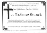 Tadeusz Stanek