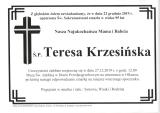 Teresa Krzesińska