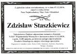 Zdzisław Staszkiewicz