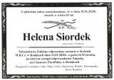 Helena Siordek