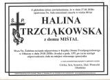 Halina Trzciąkowska