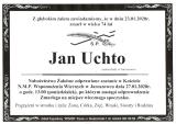 Jan Uchto