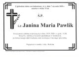 Janina Pawlik