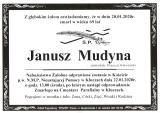 Janusz Mudyna