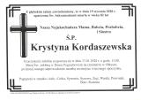 Krystyna Kordaszewska