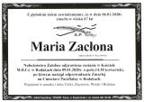 Maria Zacłona