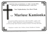 Mariusz Kamionka