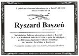Ryszard Baszeń