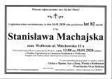 Stanisława Machajska