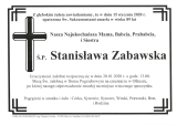 Stanisława Zabawska