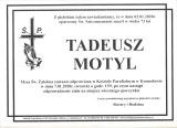 Tadeusz Motyl