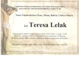 Teresa Lelak