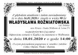 Władysława Rożniatowska