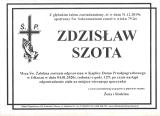 Zdzisław Szota