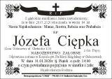 Józefa Ciępka