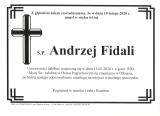 Andrzej Fidali