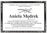 Aniela Mędrek